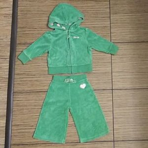 Baby Gap Velour Jumpsuit